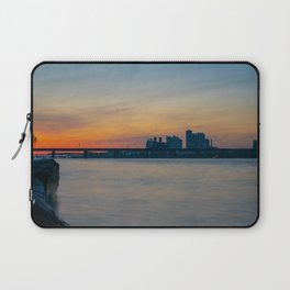 Nights on the Han River Laptop Sleeve
