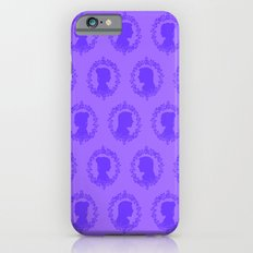Star Wars Han and Leia in Purple Slim Case iPhone 6s