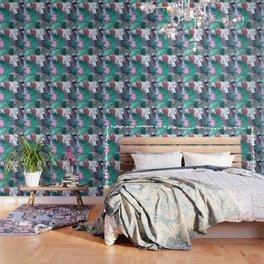 Magic Floral Wallpaper