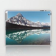 Reflection in the Rockies Laptop & iPad Skin