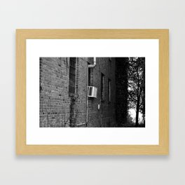 narnia. Framed Art Print
