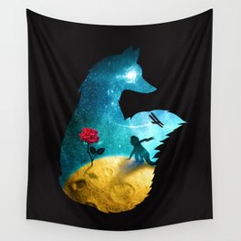 The Most Beautiful Thing (dark version) Wall Tapestry