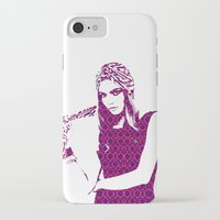 cara delevingne iPhone & iPod Cases featuring Cara Delevingne by fashionistheonlycure