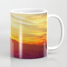 The dandelion Coffee Mug