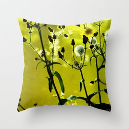 Kissed by the Sun 2 Throw Pillow