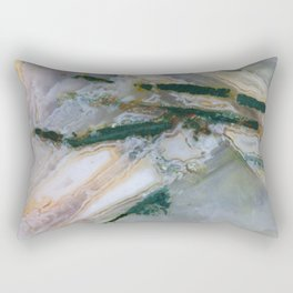 Chopstix Agate Rectangular Pillow