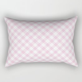 Summer Plaid 17 Rectangular Pillow