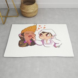 Baking together Rug