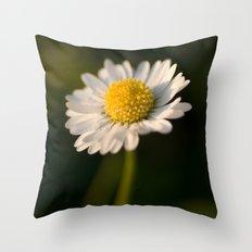 Dearest Daisy Throw Pillow