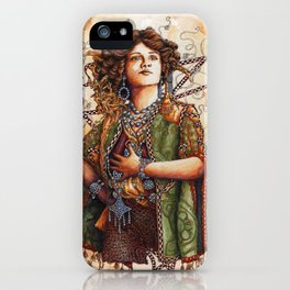 The Merry Widow iPhone Case
