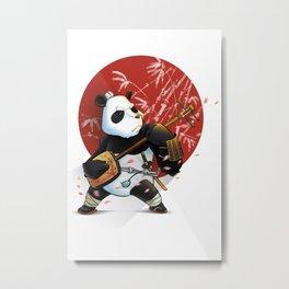 Pandarolla Metal Print
