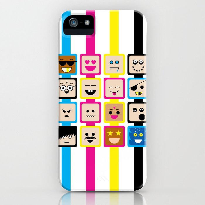 People of all Colors iPhone Case