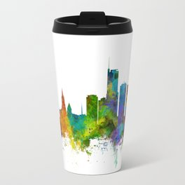 Essen Germany Skyline Travel Mug