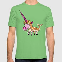 Unicorn in Narwhal Costume! T-shirt