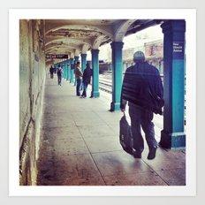 Subway Series No.1 Art Print