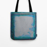 frame Tote Bags featuring Frame by Kristin Rodgers