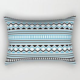 Tribal Scarf Rectangular Pillow