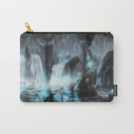 Glowbell Cavern Carry-All Pouch