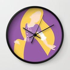Rapunzel - Tangled 2  Wall Clock