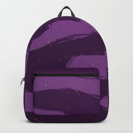Purple power Backpack