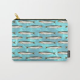 Sardines in the pool Carry-All Pouch