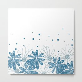 summergarden Metal Print