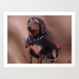 Ziggy Prince Art Print