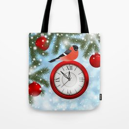 Christmas or New Year decoration Tote Bag