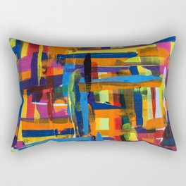 Souls Market Rectangular Pillow