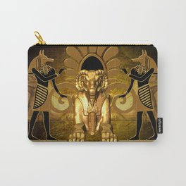 Anubis, the egyptian god Carry-All Pouch