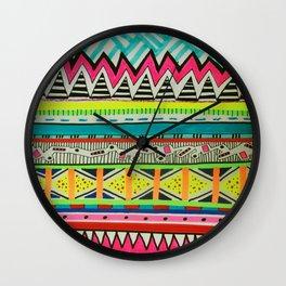 VIVID EYOTA Wall Clock
