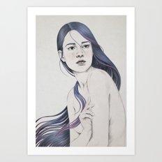391 Art Print