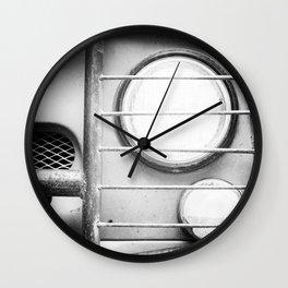 Eye Eye Comrade Lamp Wall Clock