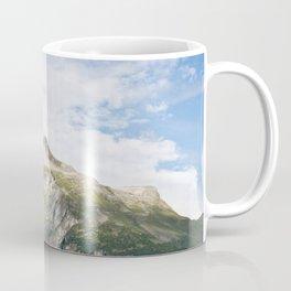Fuming mountain Coffee Mug