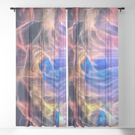Cosmic Sheer Curtain
