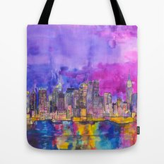 New York City Tote Bag