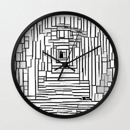 Tunel Wall Clock