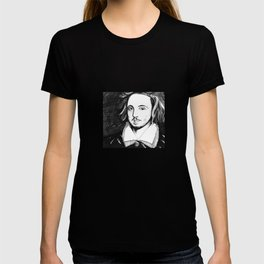 Christopher Marlowe Portrait T-shirt