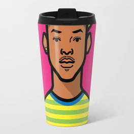 Prince of Bel Air Travel Mug