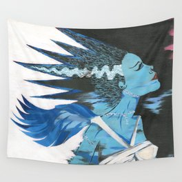 Heart of the Monster Wall Tapestry