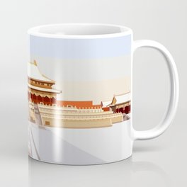 Forbidden City, Beijing, China Coffee Mug