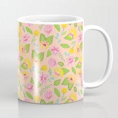 Floral Escape 8 Coffee Mug