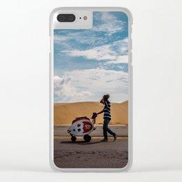 Coro - Venezuela 2017 Clear iPhone Case