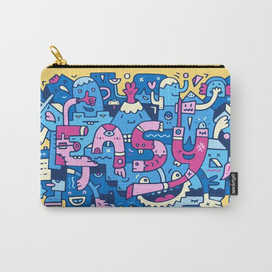 Easy Carry-All Pouch