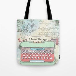 Typewriter #2 Tote Bag