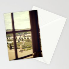 Windows of Versailles II Stationery Cards
