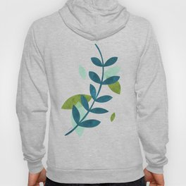 Simple Leaves Hoody