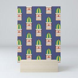 Nutcracker Army 02 (Patterns Please) Mini Art Print