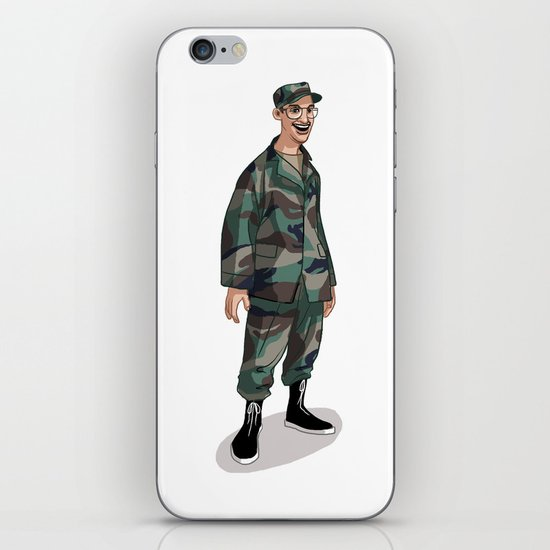 I'm going to Army iPhone & iPod Skin