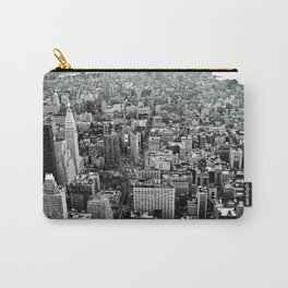 NEW YORK CITY # Black&White Carry-All Pouch
